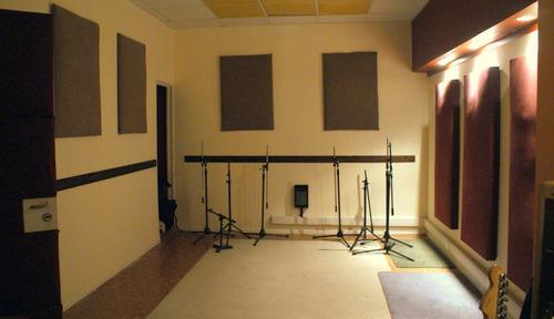 estudio de grabación analógico y digital - - el taller - -