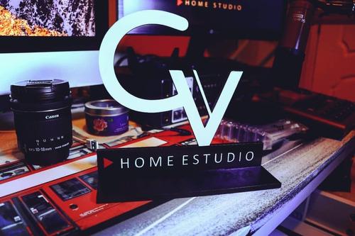 estudio de grabación  cvhomestudio