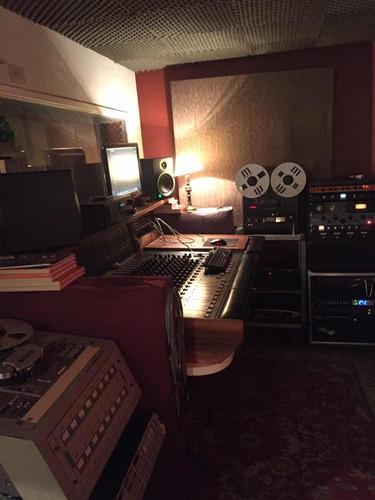 estudio de grabación en caba