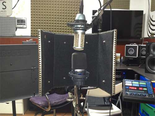 estudio de grabación jingles propaganda politica