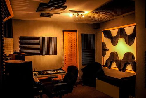 estudio de grabación - mezcla y masterización online