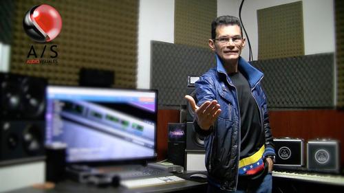 estudio de grabación profesional valencia, los guayos