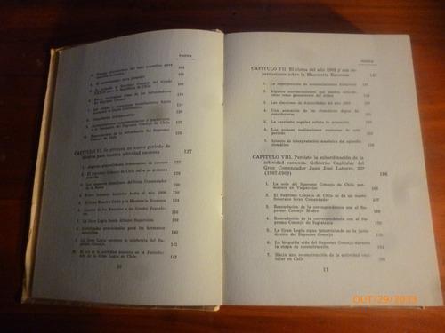 estudio de la historia supremo consejo de chile.rene garcia
