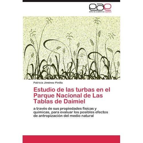 estudio de las turbas en el parque nacional de  envío gratis