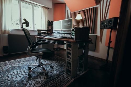 estudio de mastering analogico / digital