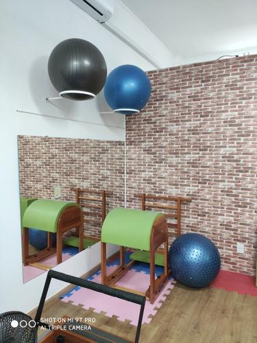 estúdio de pilates completo