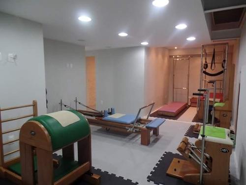 estudio de pilates completo + acessórios - são paulo