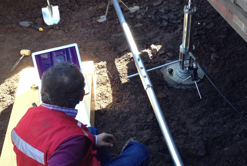 estudio de suelos y geotecnia
