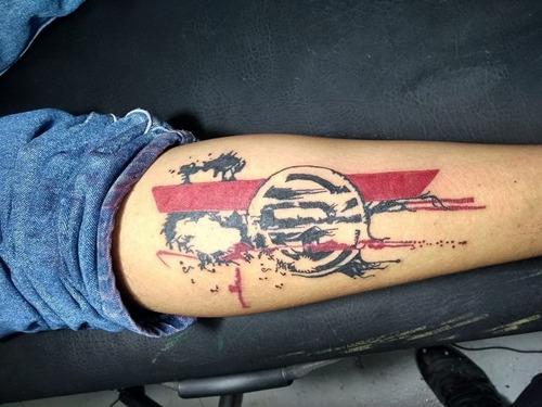 estudio de tatuajes privado