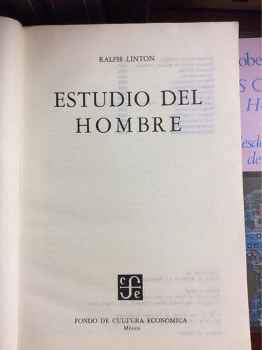estudio del hombre, ralph linton