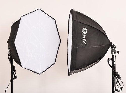 estúdio fotográfico kit