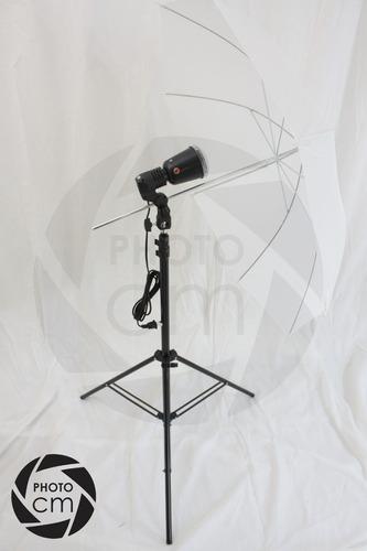 estudio fotográfico kit para