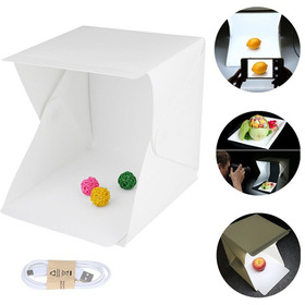 Estudio Fotográfico Portable Para Productos Envío Gratis!!!!