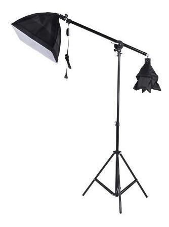 estudio fotográfico profesional + accesorios grande r4519