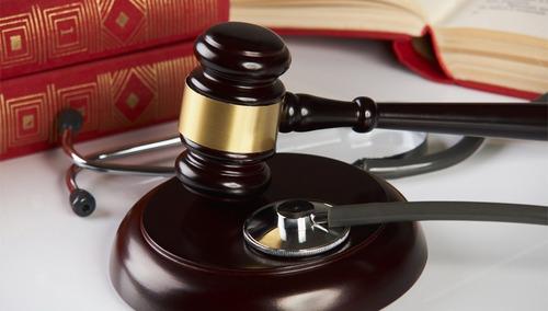 estudio jurídico / amparos de salud