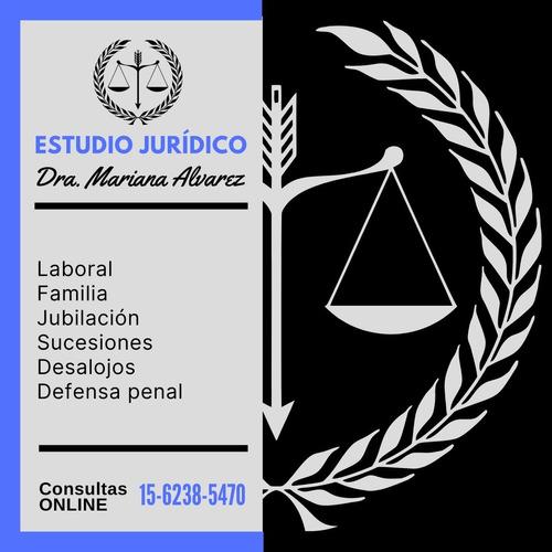 estudio jurídico  laboral-previsional-civil-penal