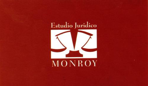 estudio juridico monroy