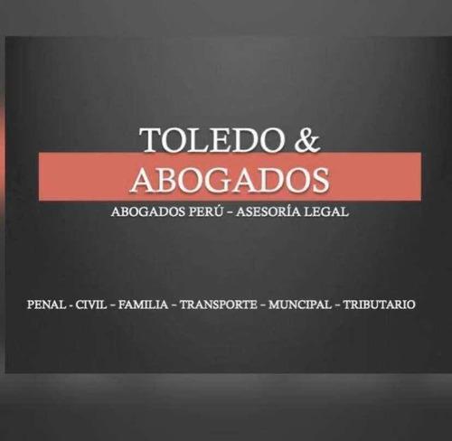estudio jurídico toledo & abogados 987117533