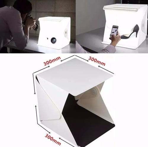 estúdio mini studio fotografico