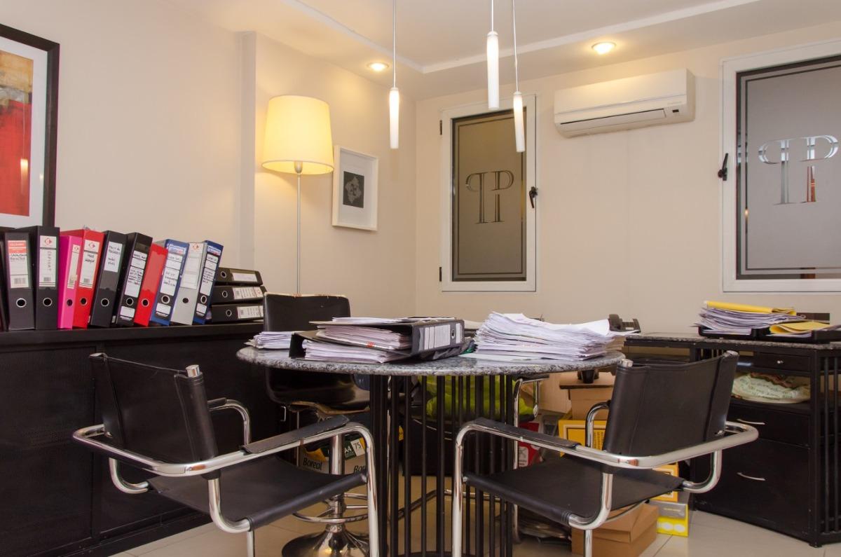 estudio oficinas centro piso exclusivo con  cocheras