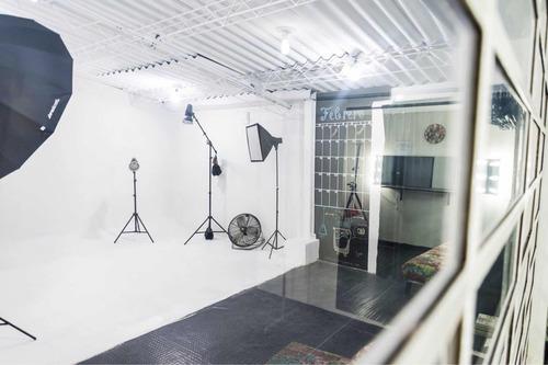 estudio para fotografía y video