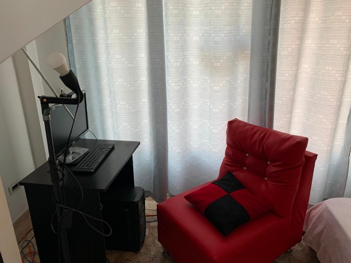 estudio webcam