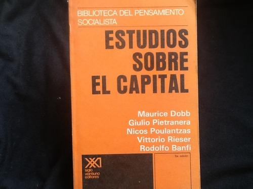 estudios sobre el capital dobb poulantzas marxismo socialism