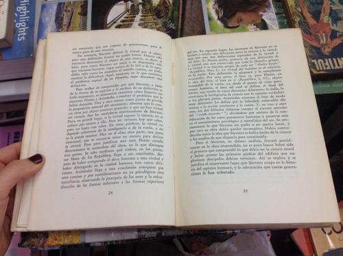 estudios sobre sócrates y platón. victor brochard.