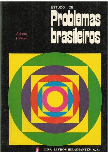 estudo de problemas brasileiro alfredo palermo tá barato