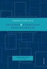 estudos & pesquisas educacionais fundação victor civita esta
