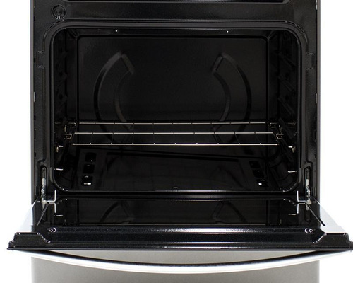 estufa  acero inoxidable whirlpool terminado de lujo nueva