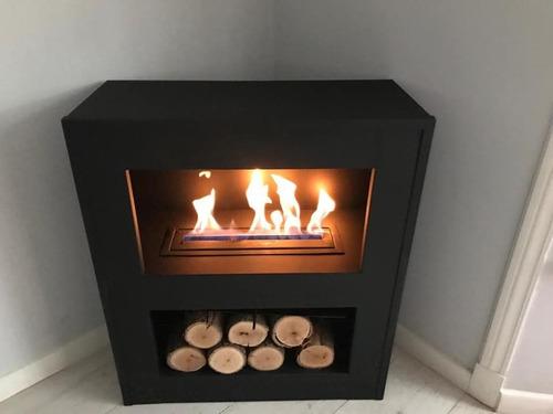 estufa bioetanol calefaccion sin instalacion