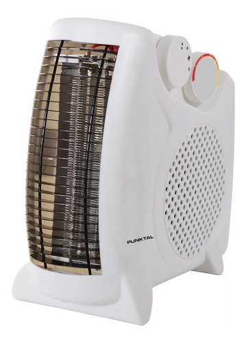 estufa calefactor caloventilador punktal sensacion