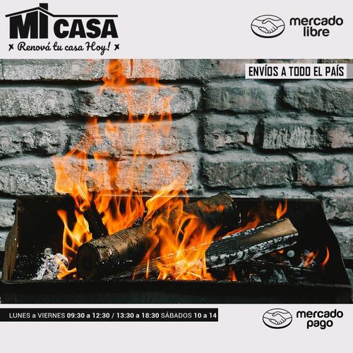 estufa caloventilador pared frio calor  kassel mi casa