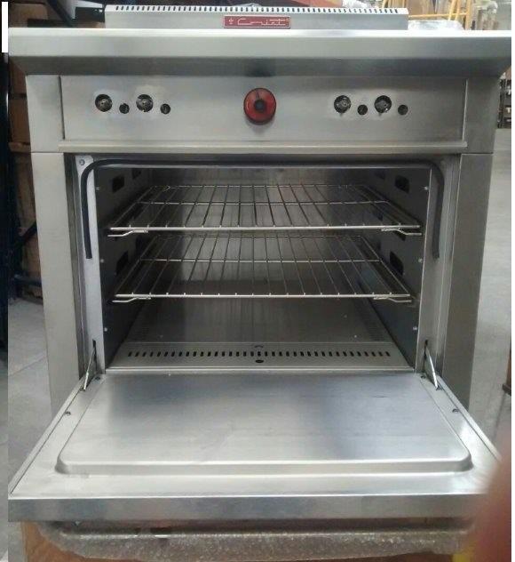 Estufa con horno coriat h101 4 quemadores a gas 16 500 for Estufa con horno precio