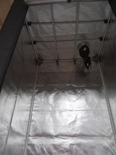 estufa cultivo indoor