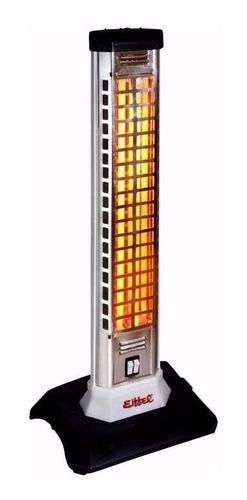 estufa de cuarzo horizontal 2 velas 1200w eiffel502 corteseg