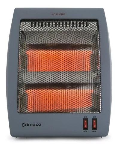 estufa de cuarzo imaco gris qh800 -800w
