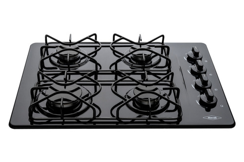 estufa de empotrar esmaltada 60x43 cm gas natural
