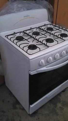 estufa de horno mabe 6 quemadores