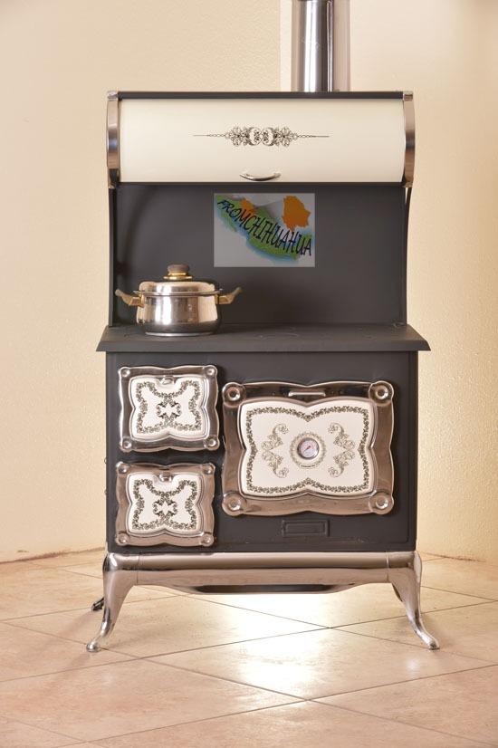 Estufa de lena natural dise o menonita 6 placas ke04 for Diseno de estufa hogar a lena