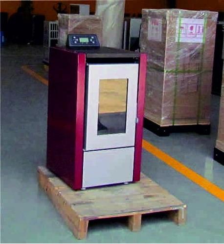 estufa de pellet bartola: presupuesto instalación