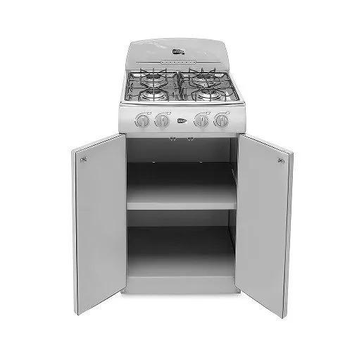 estufa de piso centrales gas gabinete gris ccc20gcgxn-3