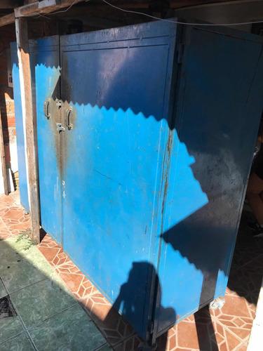 estufa de resinas/ metalúrgica