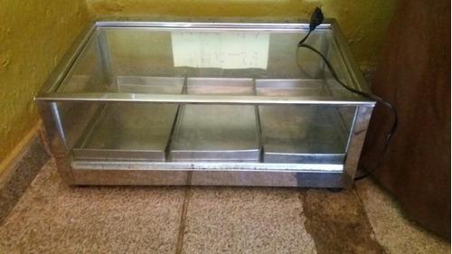 estufa de três  bandeja três  meses de uso 220 v