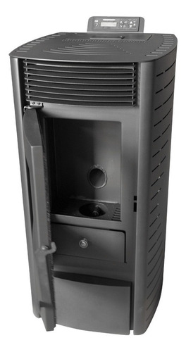 estufa ecologica bajo consumo pellets automatica lcd ep-9kw