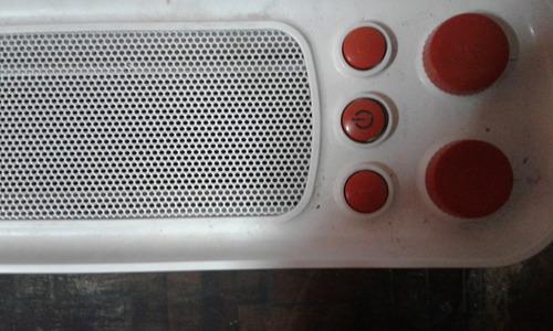 estufa electrica atma
