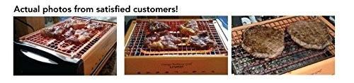 estufa electrica livart lv-982 electric barbecue grill