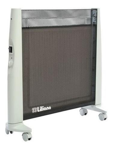 estufa eléctrica radiante de mica liliana cm016 2000 watts