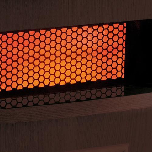 estufa eléctrica somela ptc led 6000